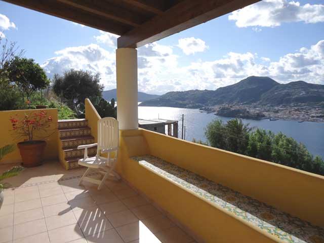 Villetta Pignataro, Monte Rosa, Lipari