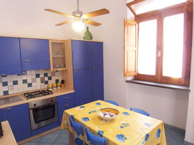 Case Azzurra A+B, Canneto, Lipari