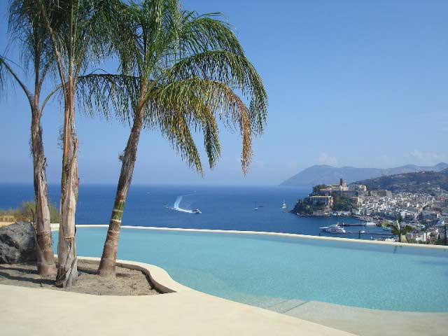 hotel villa enrica country resort lipari isole eolie