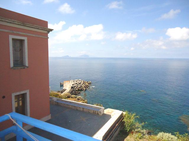Balcone, Ginostra, Stromboli