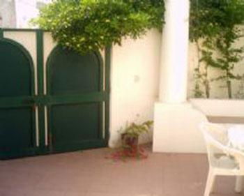 Casa Gina, Punta Lena, Stromboli
