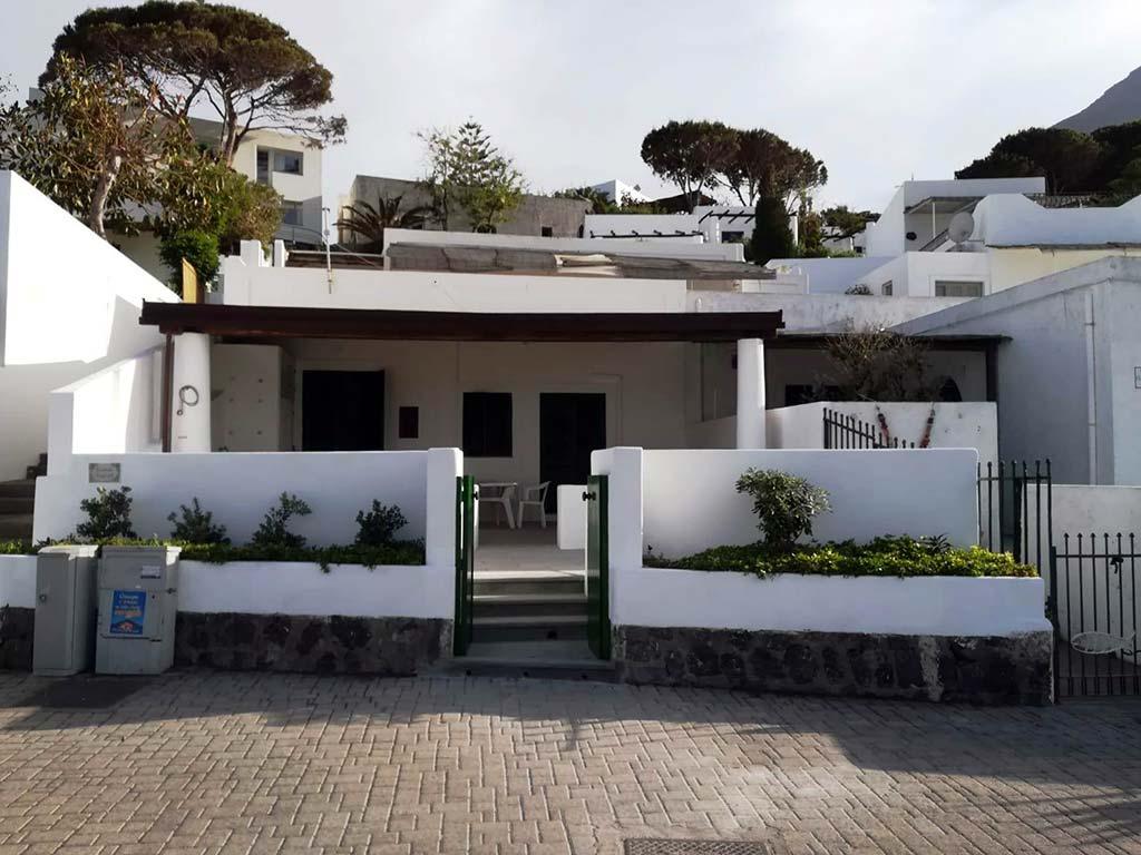 Casa La Sirena, Ficogrande, Stromboli