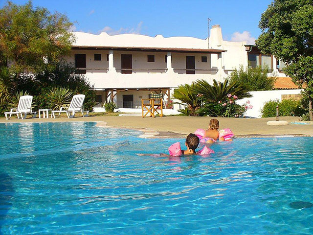 Hotel Residence Sea House, Porto Levante, Vulcano