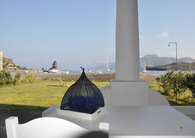 Residence Sabbie Nere, Porto di Ponente, Vulcano